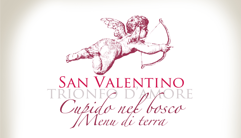 San Valentino, Cupido nel bosco